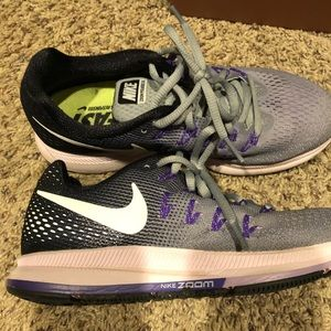Nike zoom size 7